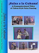¡Salsa a la Cubana!: Demonstrational Video